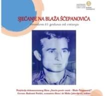 Sjećanje na Blaža Šćepanovića
