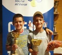 Ivan Aranitović pobjednik turnira u Beogradu u kategoriji do 11 godina