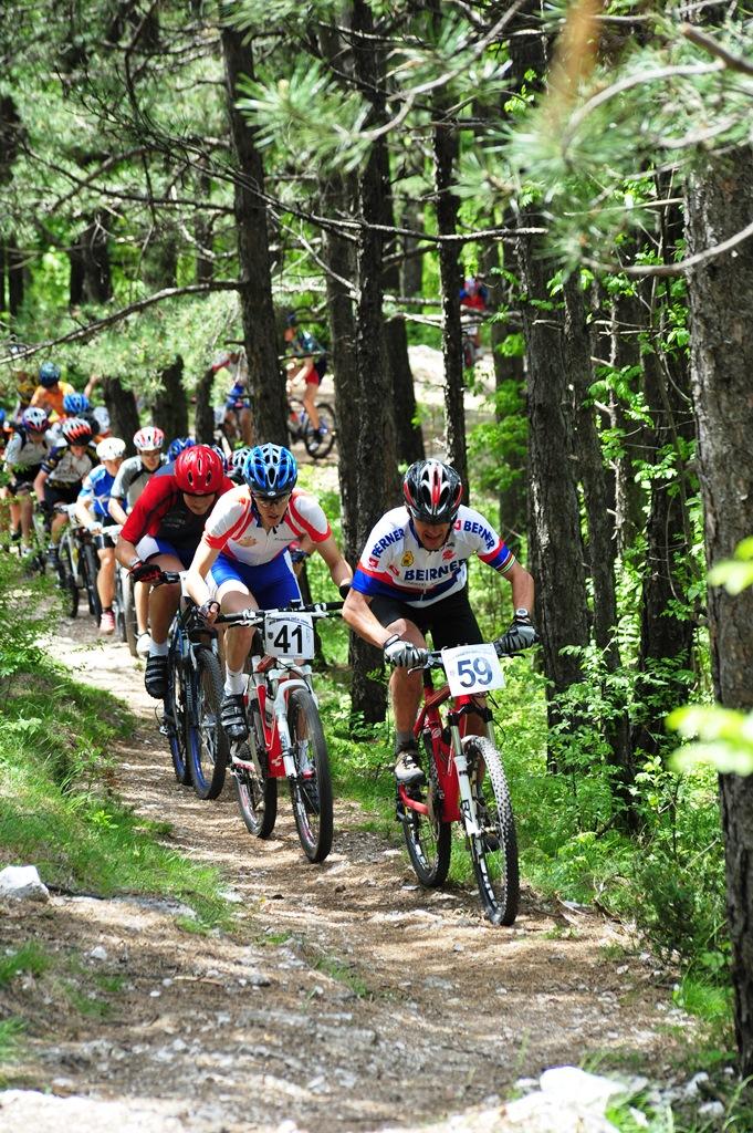 U nedjelju na Trebjesi takmičenje u planinskom biciklizmu