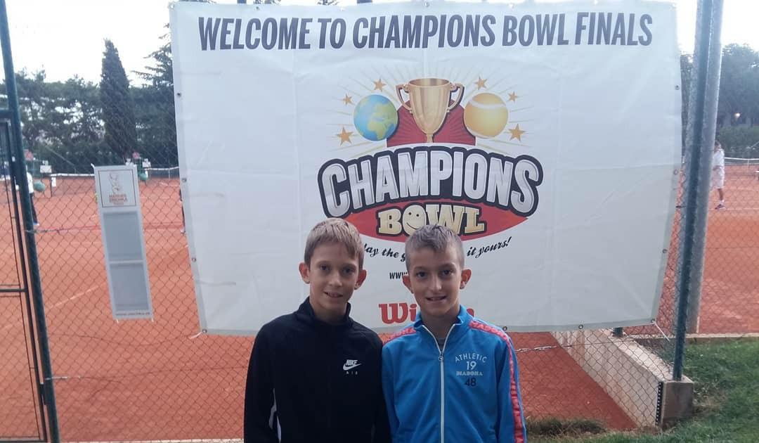 Krstajić i Aranitović stigli do polufinala svjetskog