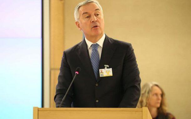 Đukanović: Crna Gora nije ugrožena, nećemo se vratiti na srednjovjekovni sistem u kojem je crkva bila iznad države i građana