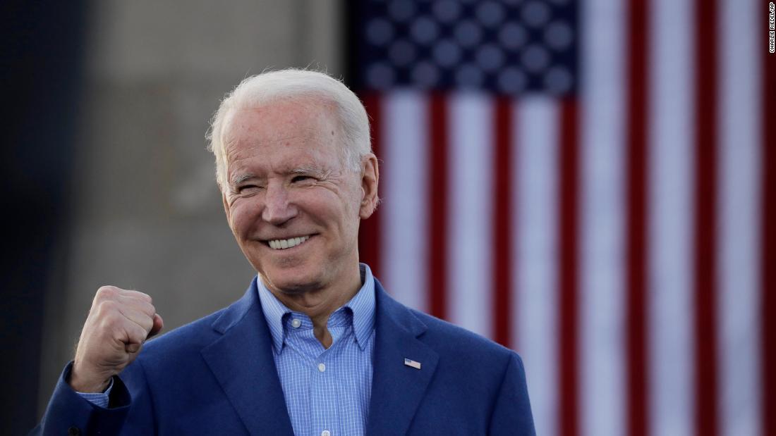 Joe Biden rolls up victories as Bernie Sanders struggles for a foothold in the Democratic race