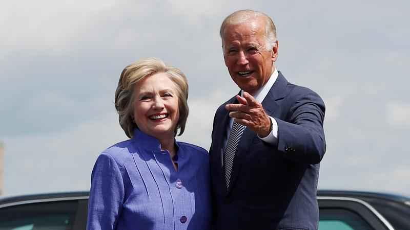 Hillary Clinton endorses Joe Biden for president in 2020 election