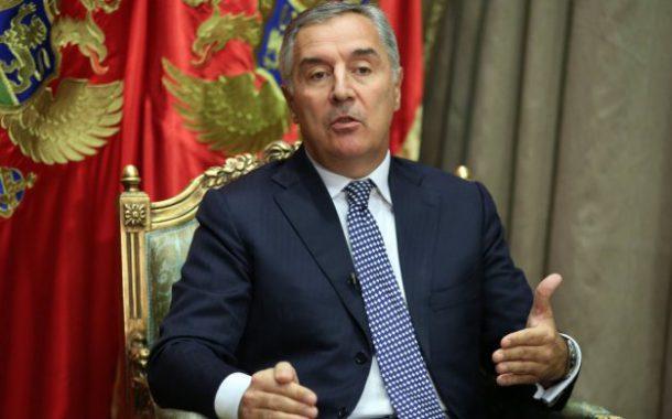 Predsjednik Đukanović čestitao 21. maj