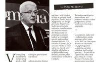 Duško Marković za Komunu: Grad - garant slobode i napretka