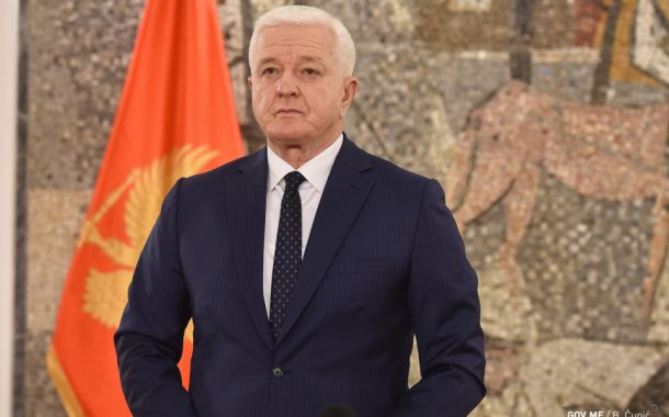 Marković predvodi listu DPS-a