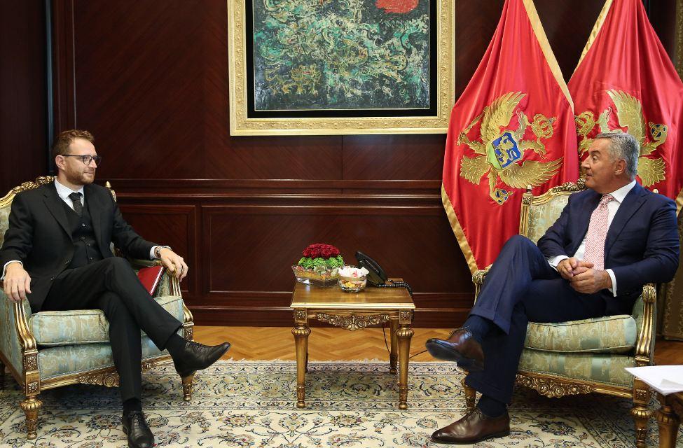 Pasareli sa Đukanovićem: Važno ukazati na određena upozorenja u kontekstu buduće politike i evropskog puta CG