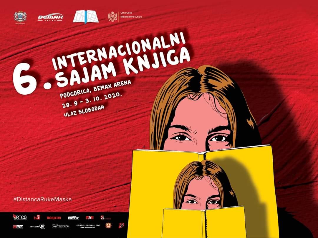 Na sajmu će biti izloženo osamnaest knjiga Muzičkog centra CG