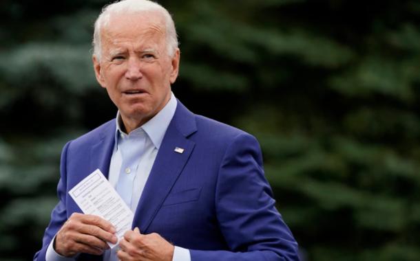 Biden Focus on West Coast Wildfires
