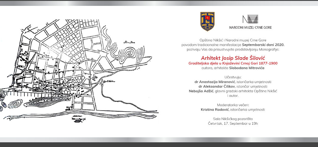 Predstavljanje monografije Arhitekt Josip Slade Šilović