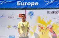 Simon Knežević 41. na rang listi Evropske teniske federacije za juniore