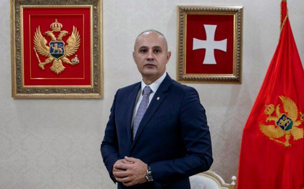 Kašćelan: Crnogorci ne ljube lance, reći NE zatiranju Crne Gore