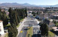 Završena rekonstrukcija dijela Bulevara Ivana Crnojevića; Vuković: Golim okom vidljiv fantastičan posao