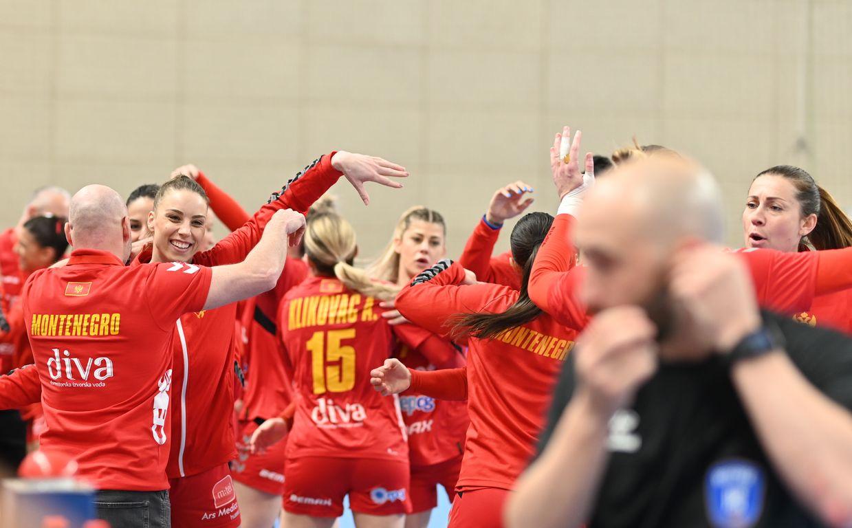Crnogorske rukometašice na Olimpijskim igrama!