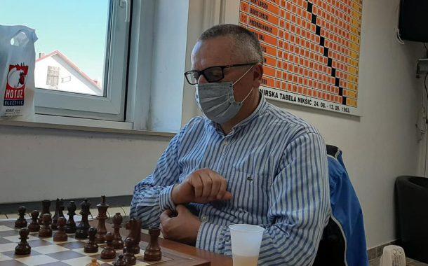 Nikčević savladao prvog favorita po rejtingu