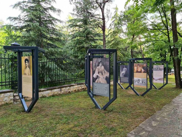 Sve spremno za otkrivanje spomenika: Jelena Savojska se vraća kući