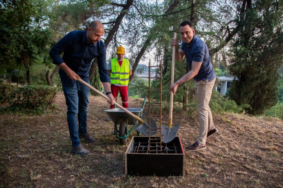 Počinje uređenje Njegoševog parka i šetališta uz Moraču: Projekat koji će promijeniti lice Podgorice