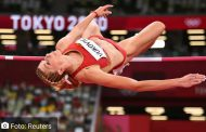 Marija Vuković završila deveta, uz preskočenih 196 centimetara