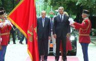Đukanović dočekao Erdogana na Cetinju