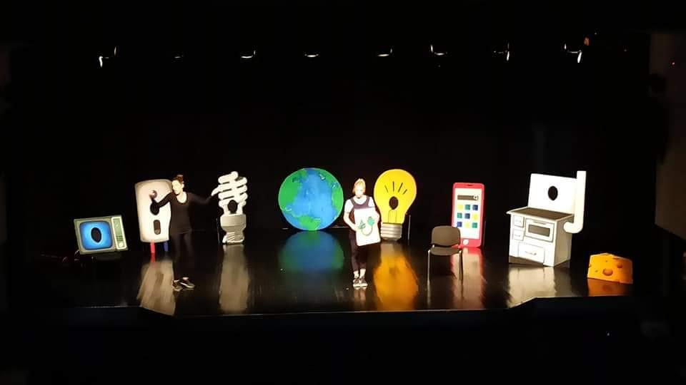 """U Pozorištu predstava za djecu """"Energija i ja"""""""