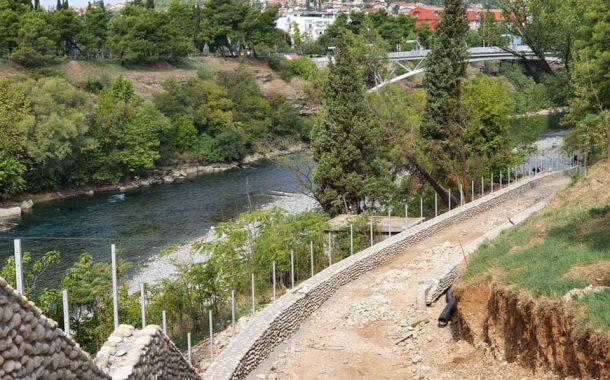 Dok razvijamo Podgoricu, čuvamo uspomenu na naše legende – Šetalište Vukote Tupe Vukotića